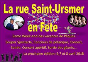La rue Saint-Ursmer en Fête @ Ormeignies | Ath | Wallonie | Belgique